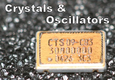 Crystals & Oscillators