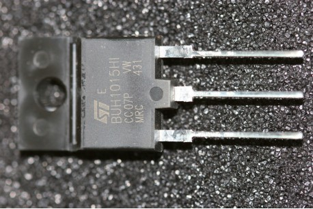 BUH1015HI High Voltage Fast-Switching NPN Power Transistor