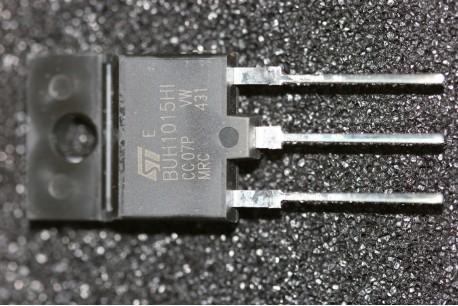 BUH1015HI High Voltage Fast-Switching NPN Power Transistor