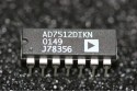 AD7512DIKN Analog Devices DI CMOS Protected Analog Switches