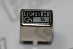 CFG455H Murata 455kHz Ceramic Filter Cerafil