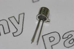 BC179C PNP Silicon Transistor Siemens