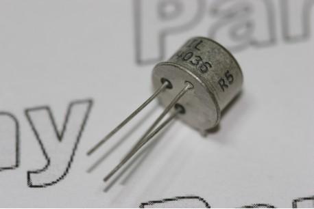 2N4036 PNP Silicon Planar Transistor CDIL