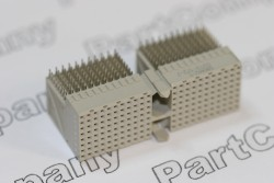2mm Hard Metric PCB Mount 176 Pin RA TE Connectivity / AMP