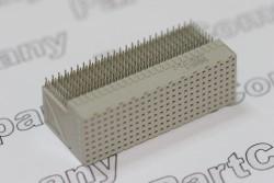 2mm Hard Metric PCB Mount 200 Pin RA TE Connectivity / AMP