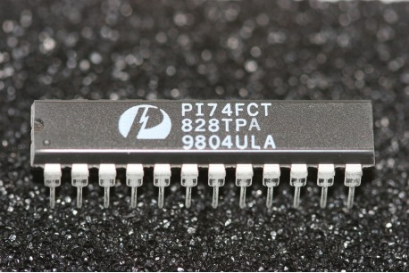 PI74FCT828TPA Pericom Fast CMOS 10-Bit Inverting Buffers