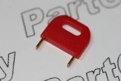 D3089-99 Harwin PCB Insulated Shorting Link