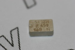 10x Littelfuse SMD Pico Fuse 5A 125V Fast Acting R459005