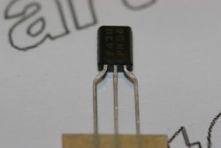 BF420 Philips NPN High Voltage Transistors