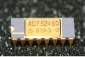 AD7524SD Analog Devices 8-Bit Buffered Multiplying DAC