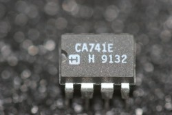 CA741E Harris High Gain Operational Amplifier
