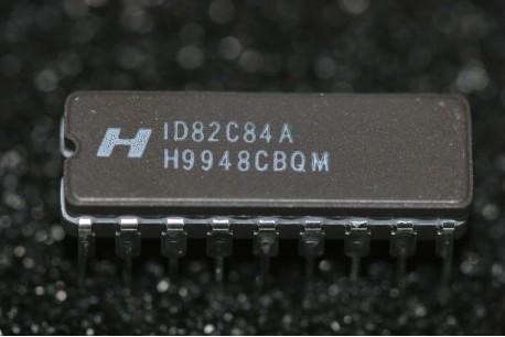 ID82C84A Harris CMOS Clock Generator Driver