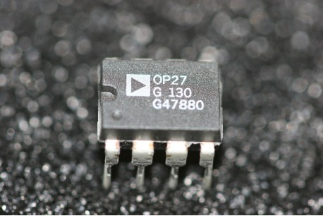 OP27GP Analog Devices Low-Noise, Precision Operational Amplifier