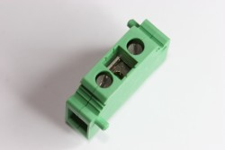 KDS10 Phoenix Screw Terminal Block PCB Mounting 76A 250V Modular Interlocking