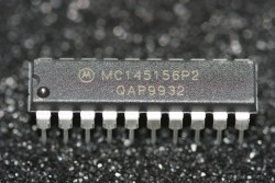 MC145156P2 Motorola Serial-Input PLL Frequency Synthesizer