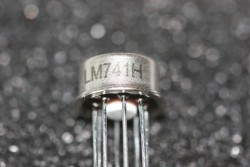 LM741H National Semiconductor Operational Amplifier