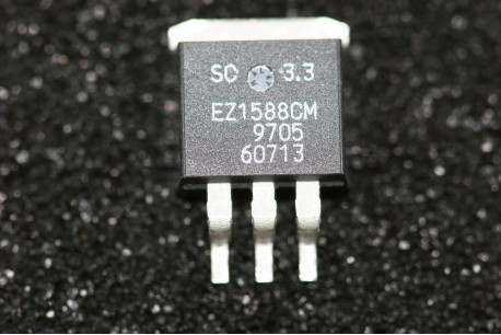 EZ1588CM Semtech 3.3V 2.0A Low Dropout Positive Voltage Regulator SMD