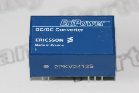 2PKV2412S Ericsson EriPower DC/DC Converter 24V to 12V 3W