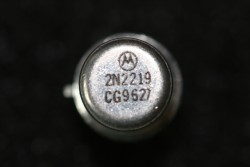2N2219 Motorola NPN General Purpose Transistors