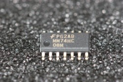 MM74HC08M Fairchild Quad 2-Input AND Gate