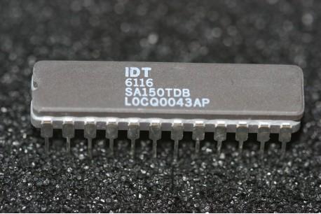 6116SA150TDB IDT CMOS Static Ram 16K