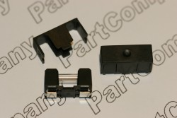 0031.8327 Schurter OGN-SMD Fuse Holder with 10A FST Fuse and Cover