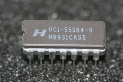 HC1-55564-9 Harris Continuously Variable Slope Delta-Modulator (CVSD)