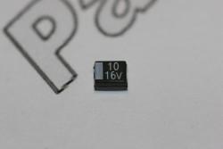TCSVS1C106KBAR Samsung 10uF 16V SMD Tantalum Capacitor