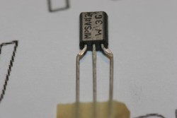 MPSA42 Philips NPN High VoltageTransistor
