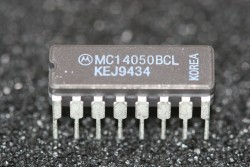 MC14050BCL Motorola Noninverting Hex Buffer