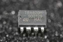 TBA820M STMicroelectronics 1.2W Audio Amplifier