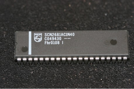 SCN2681AC1N40 Philips Semiconductors Dual UART Asynchronous Receiver/Transmitter