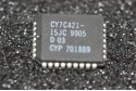 CY7C421-15JC Cypress 512 x 9 Asynchronous FIFO Buffer Memories