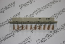 Press-fit Connector Female 2 Row 64 Contacts 13mm Pins