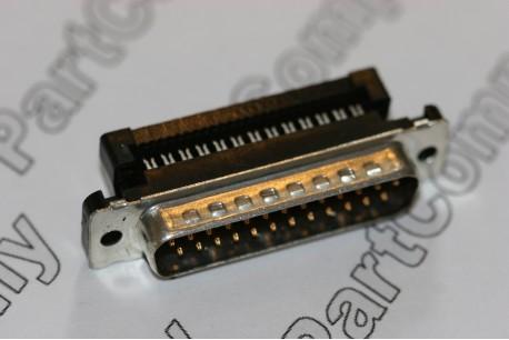 D Sub Plug IDC 25 Way